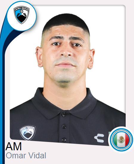 Omar Abraham Vidal Maldonado