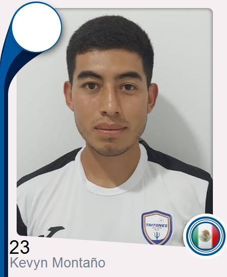 Kevyn Manuel Montaño Gasca