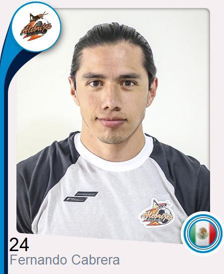 Fernando Cabrera Dávalos