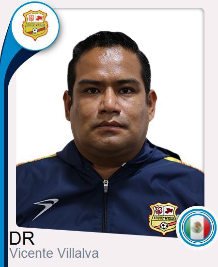 Vicente Villalva Reyes