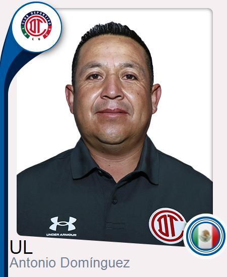 Antonio Domínguez Nava