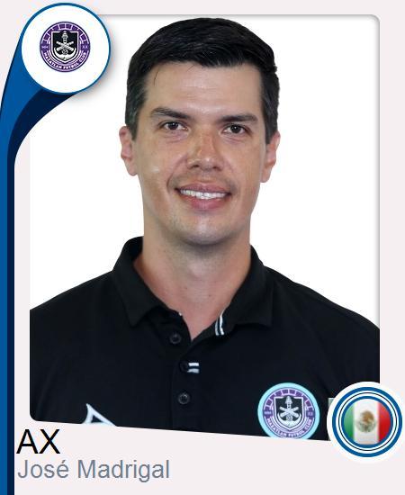 José Alonso Madrigal Moreno