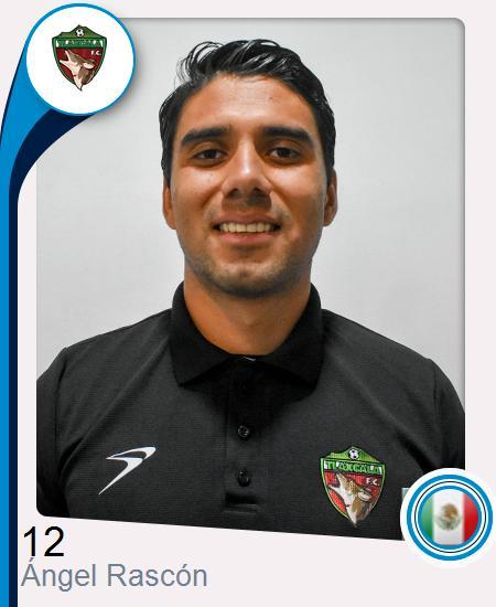 Ángel Francisco Rascón Martínez