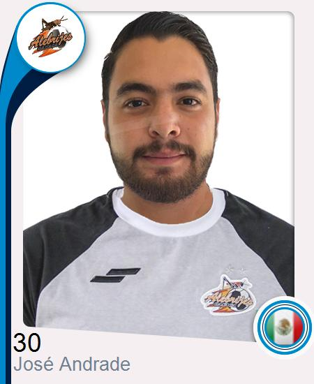 José Arturo Andrade Gómez