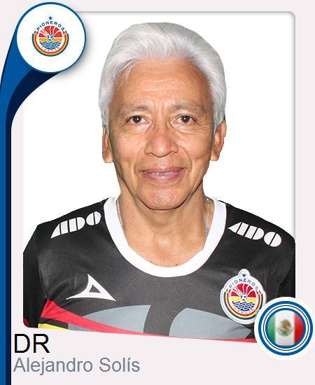 Alejandro Solís Olveres