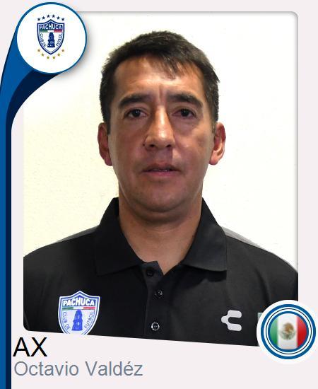 Octavio Valdéz Martínez