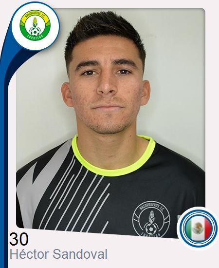 Héctor Mario Sandoval Valenzuela