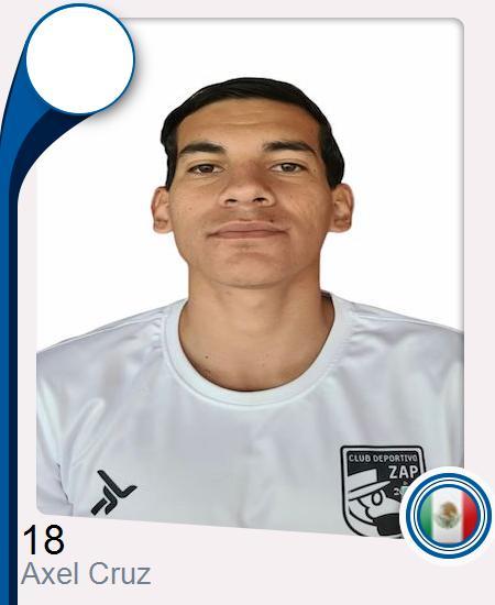 Axel Gustavo Cruz Martínez