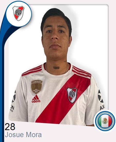 Josué Yairceiro Mora Bernal