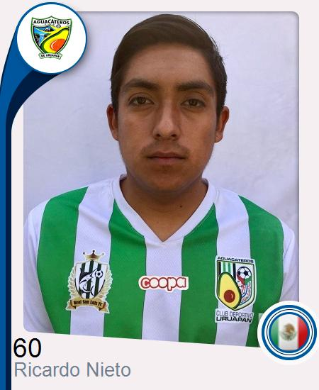 Ricardo Nieto Martínez