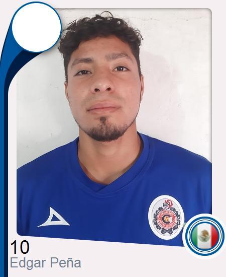 Edgar Osmin Peña Hernández