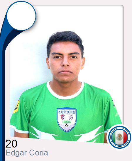 Edgar Sebastián Coria Arroyo