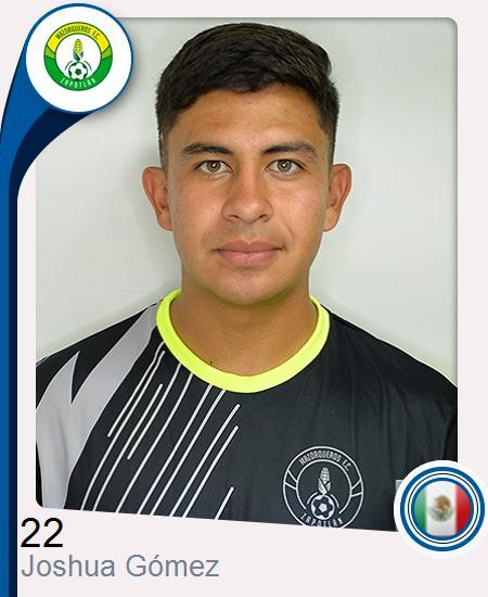 Joshua Gómez Luna
