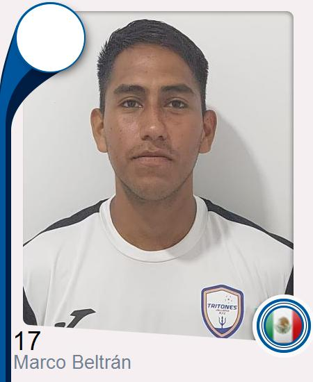 Marco Antonio Beltrán Hernández