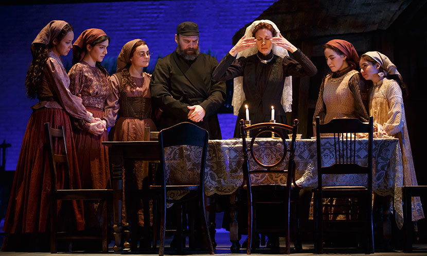 Fifty Years On Fiddler On The Roof Isn T Just A Jewish
