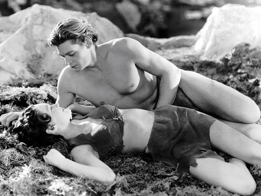 Love amid the treetops: the lyrical abandon of Johnny Weissmuller and  Maureen O'Sullivan's Tarzan and Jane