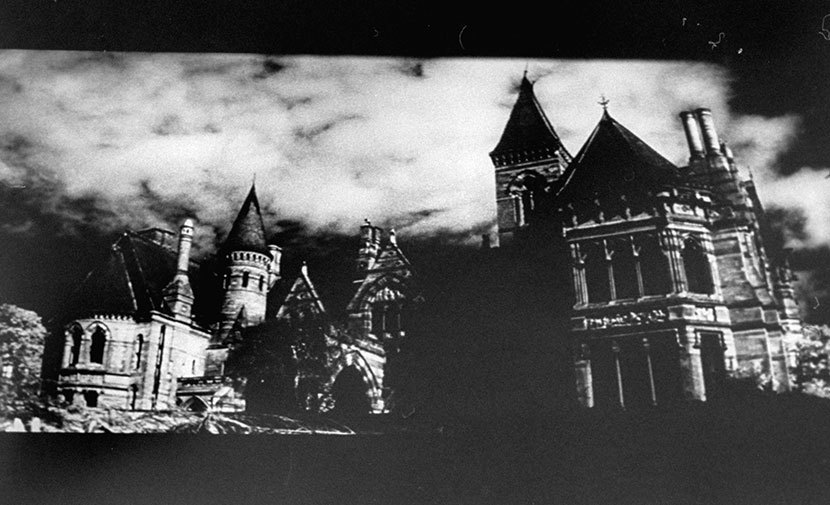 Terror Suspense And The Power Of Suggestion In The Haunting Library Of America