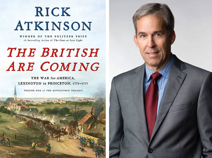 1775-1777 The British Are Coming Lexington to Princeton The War for America