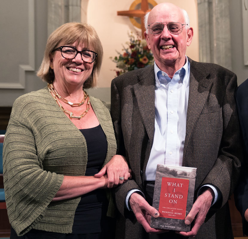 """Mary Berry: Extending Wendell Berry's legacy is """"the most hopeful work I can think of"""" 