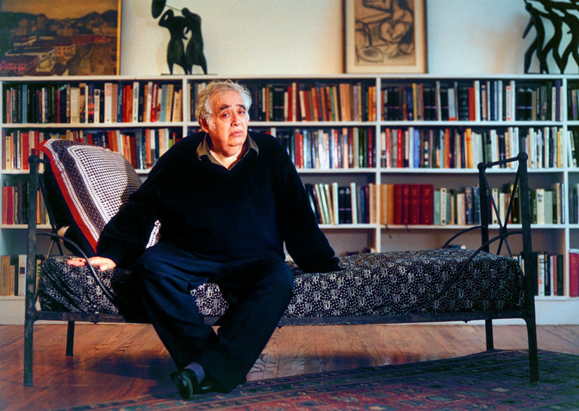 "Harold Bloom's The American Canon: ""He is speaking directly to you about his passions"" 
