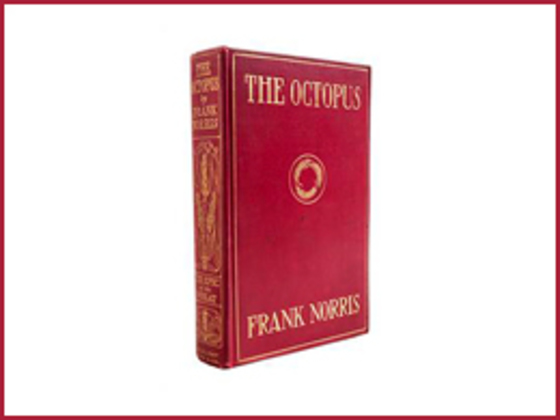 The Octopus (Frank Norris): Wikis