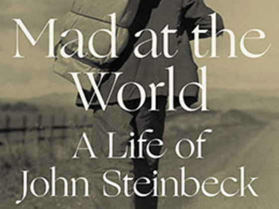 """New life of John Steinbeck reveals a writer """"fueled by anger"""" 