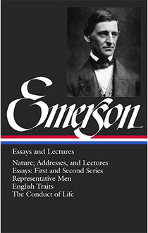 What year did Emerson write his essay called