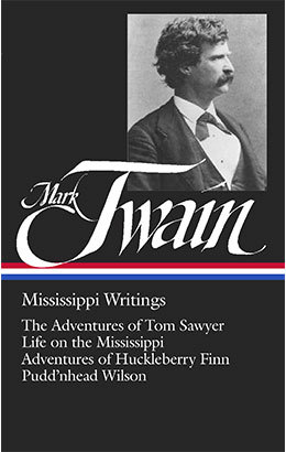 mark twain mississippi writings library of america