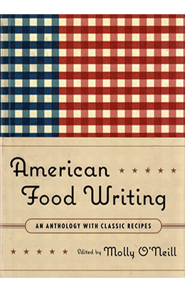 American food writing an anthology with classic recipes hardcover american food writing an anthology with classic recipes hardcover forumfinder Image collections
