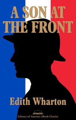 Image result for edith wharton a son at the front book cover
