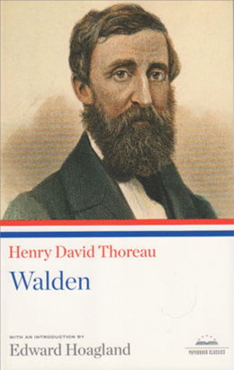the impact of henry david thoreau to american literature Treasures of the library the literature of  works have made an impact on american  library the literature of upheaval 1 henry david thoreau,.