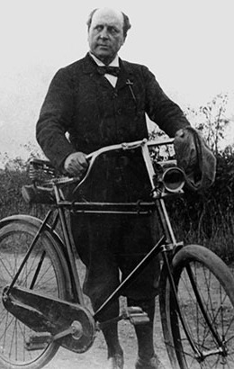 Image result for henry james bicycling
