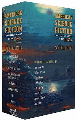 American Science Fiction: Eight Classic Novels of the 1960s   | Library of America