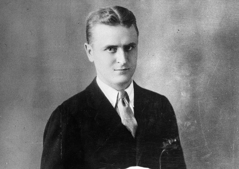 """the life of the author in babylon revisited a short story by f scott fitzgerald """"i'll never in my life be able to forget the morning when helen knocked at my door,  soaked to the skin and shivering, and said you'd locked her out."""