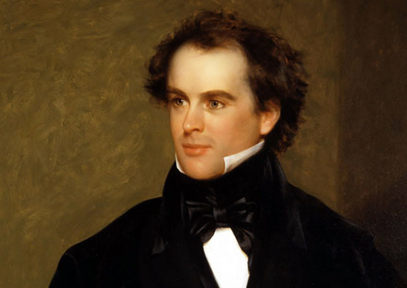 the effects of sin in nathaniel hawthornes scarlet letter Nathaniel hawthorne ( 1804-1864 ) is a author whose name constantly seems to  look in critical  in the scarlet letter nevertheless he invented two characters.