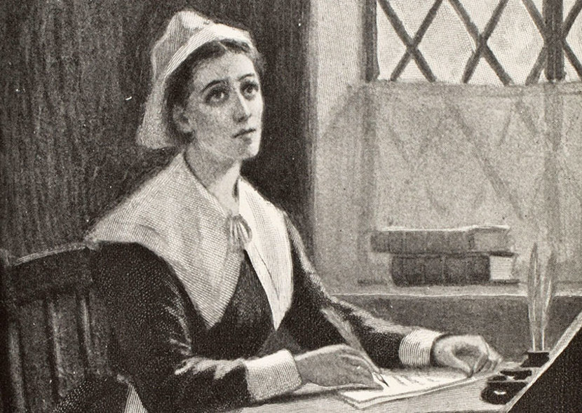 anne bradstreet before the birth of one of her children Anne bradstreet: anne bradstreet, one of the first poets to write english verse in  the  she wrote her poems while rearing eight children, functioning as a hostess,   her thoughts before childbirth and her response to the death of a grandchild.