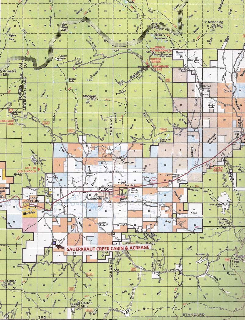 Lincoln County Property Taxes Montana