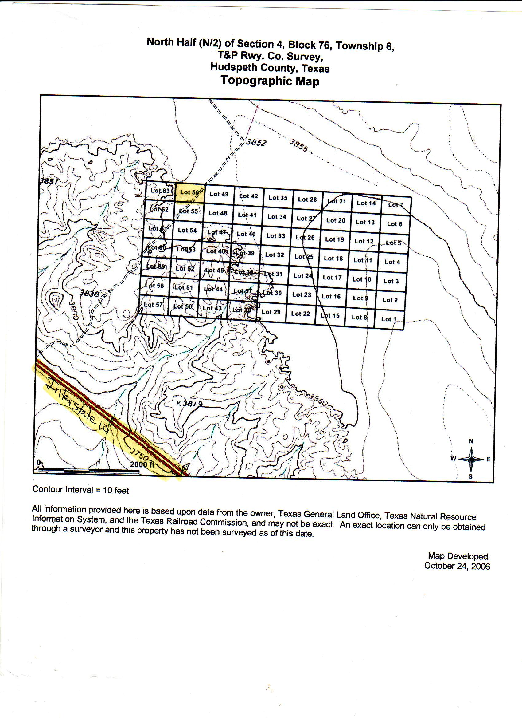 Property For Sale In Hudspeth County Texas