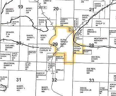 Acres In Independence County Arkansas - Arkansas land ownership maps