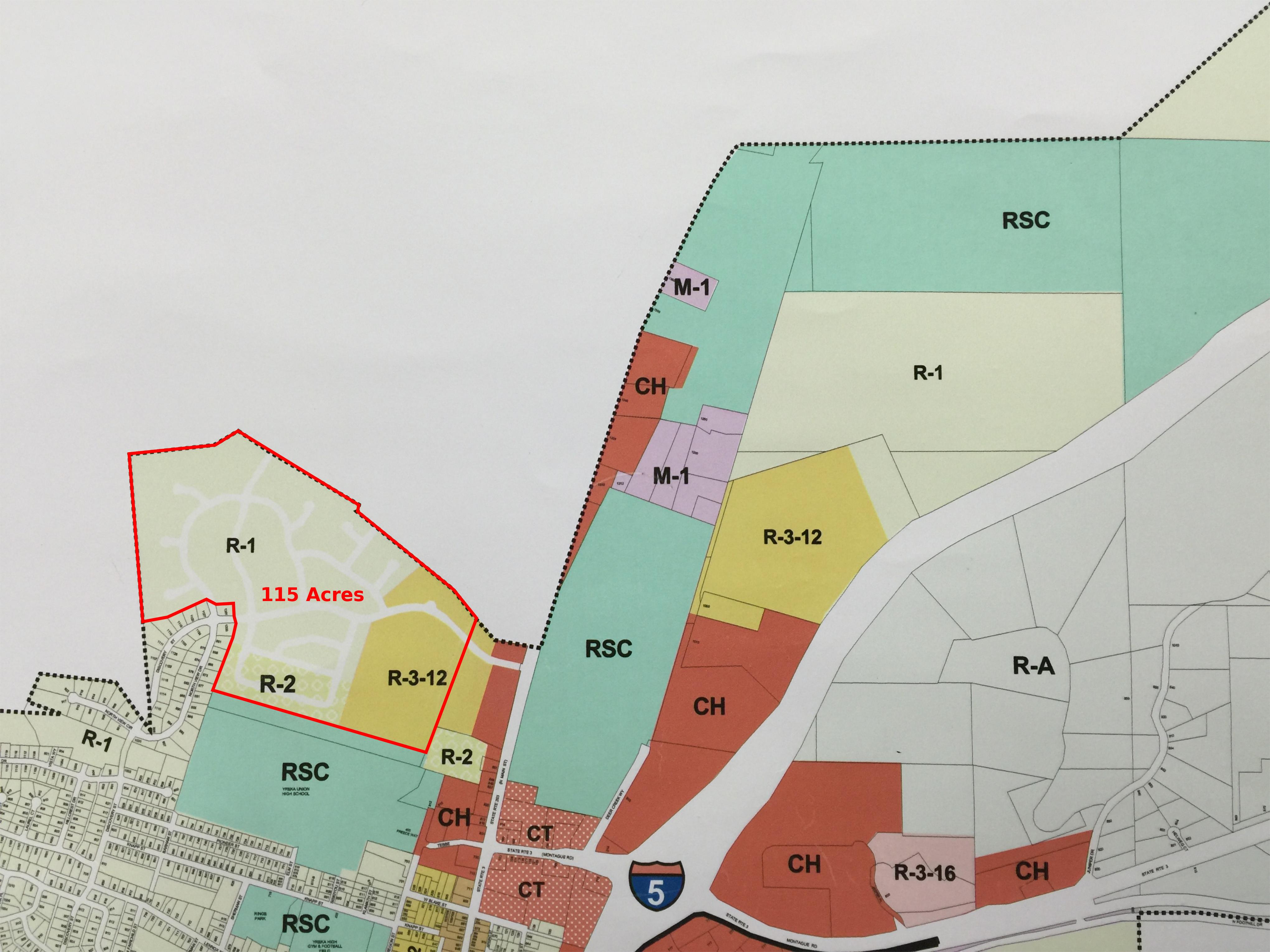 115 Acres In Siskiyou County California