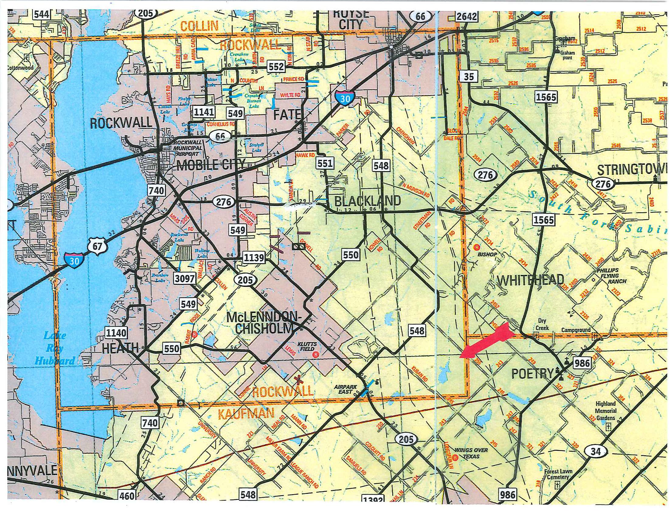 Rockwall County Property Tax
