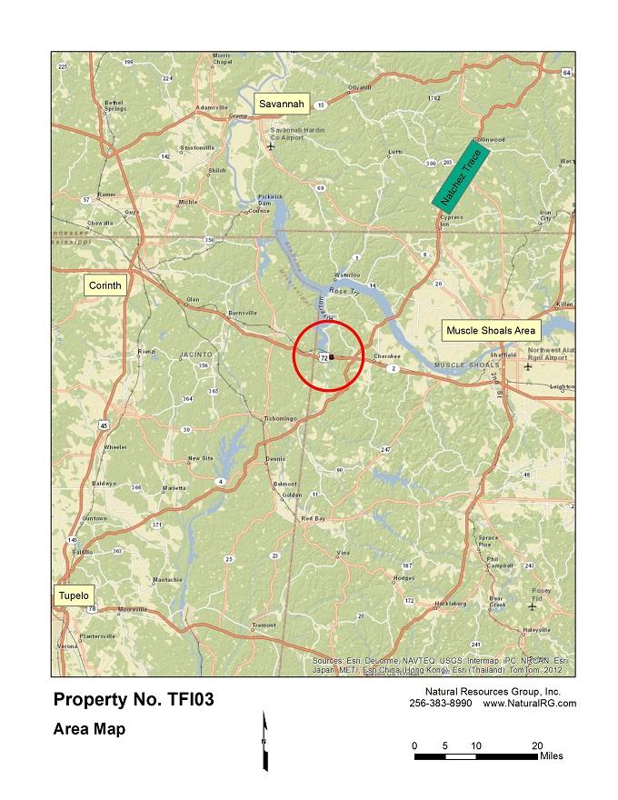 Colbert County Alabama Property Tax