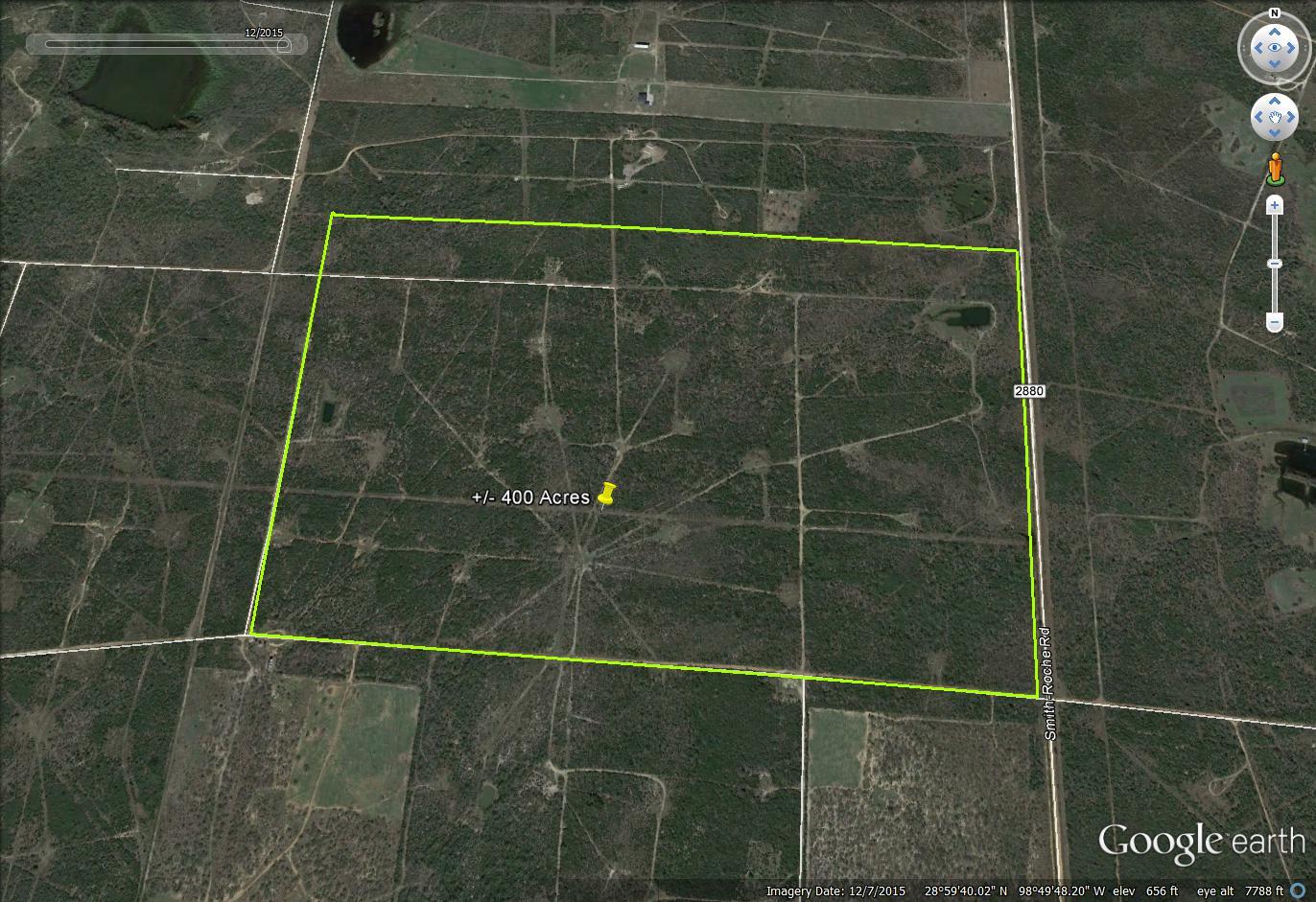 400 acres in frio county  texas