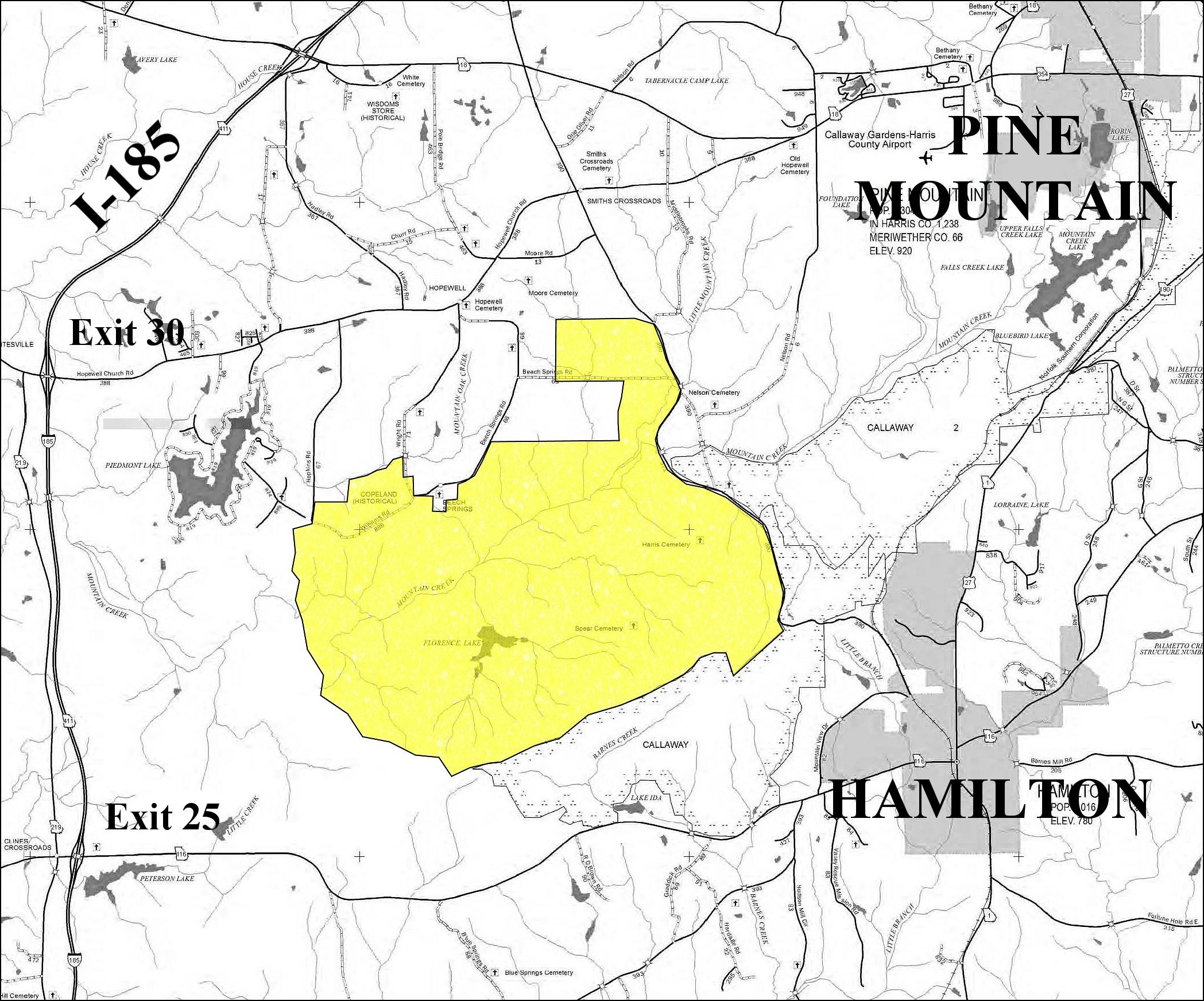 Harris County Ga Property Tax Sale