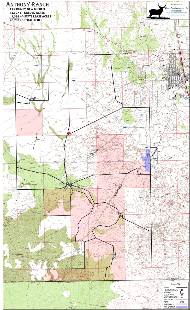 New mexico lea county eunice - Resources