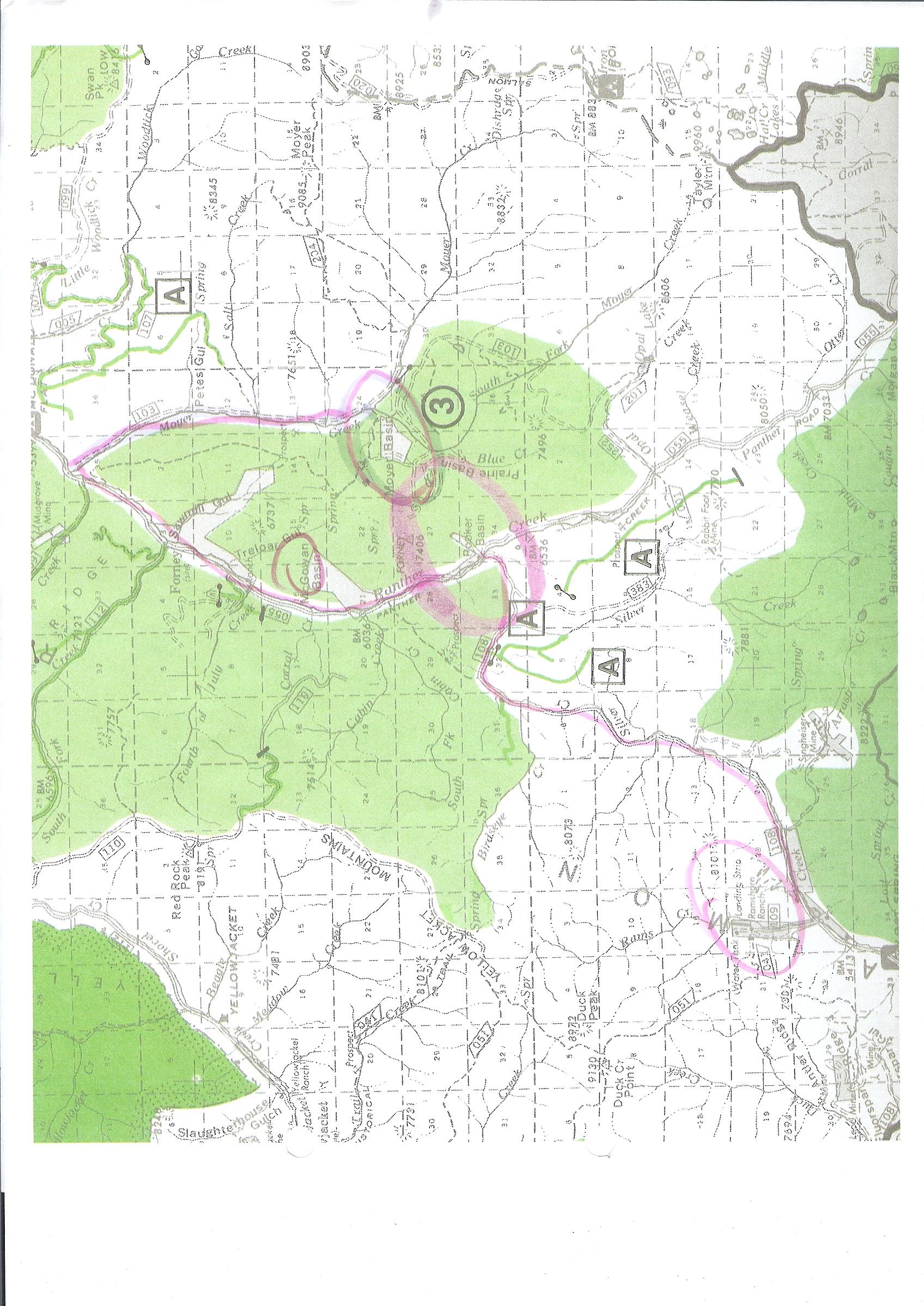3 Acres In Lemhi County Idaho