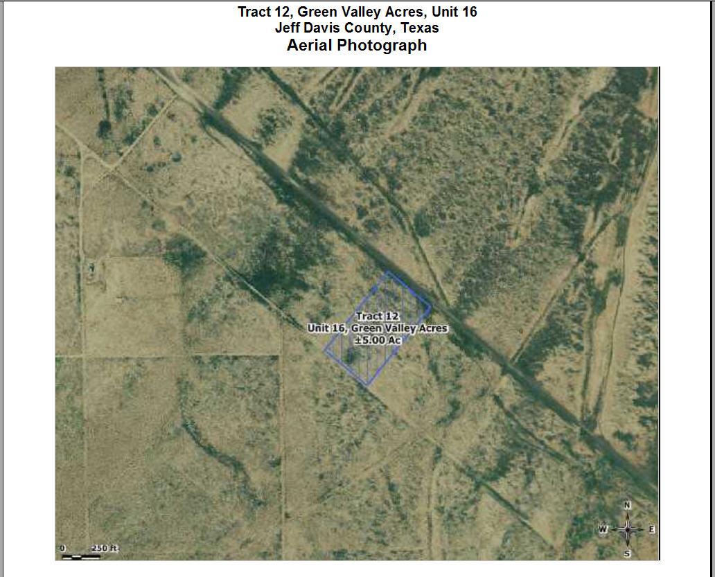 25 acres in Jeff Davis County, Texas on