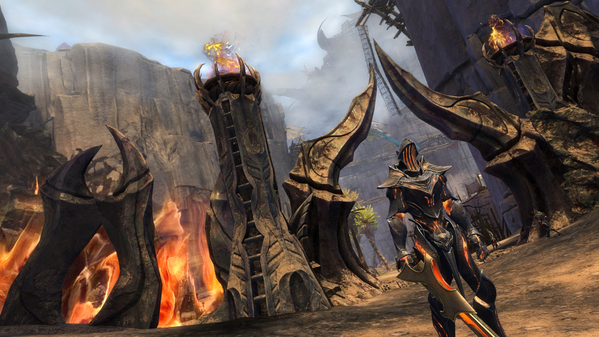 guild wars 2 path of fire download torrent