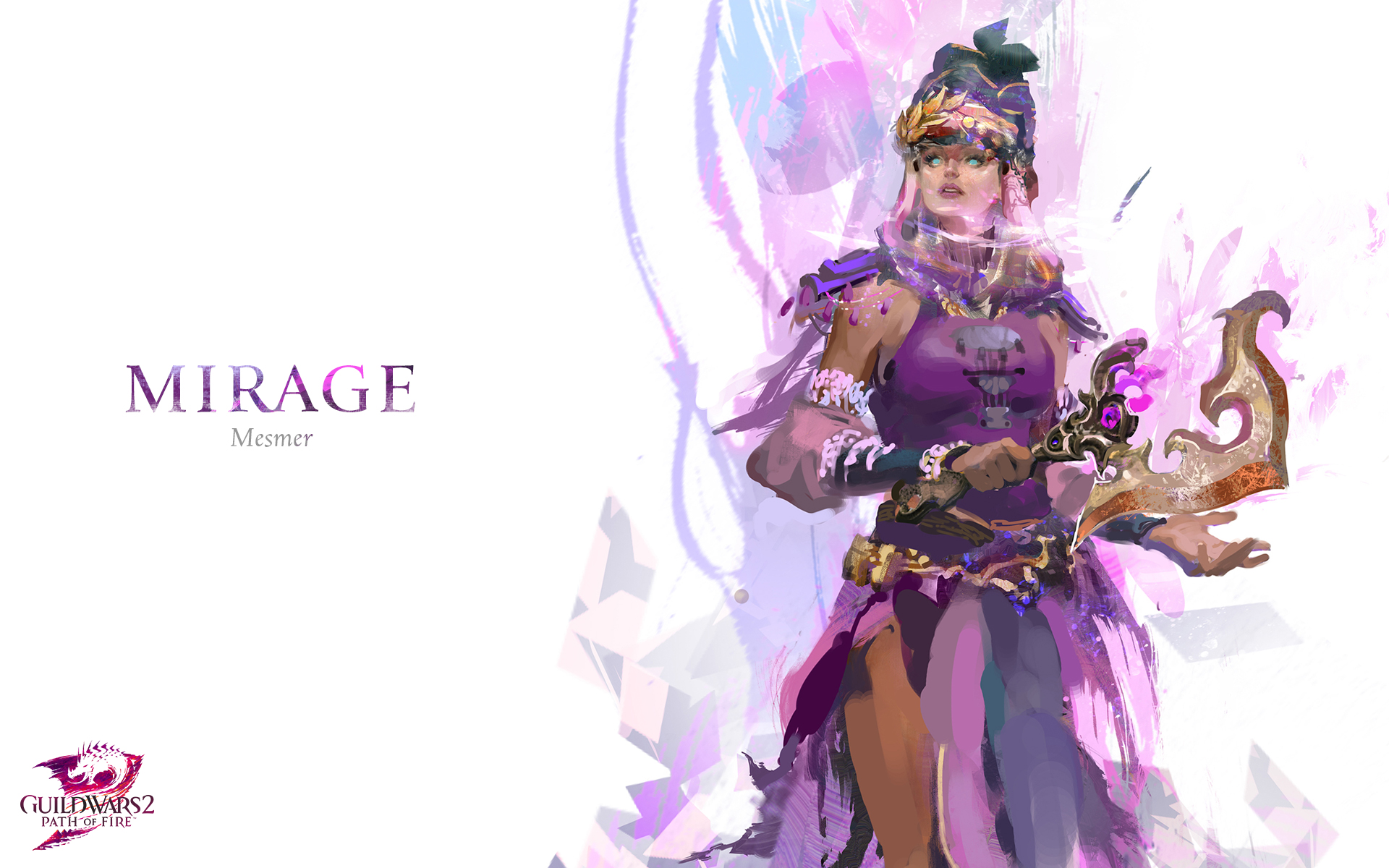 gw2 guildwars2 wallpapers tapeta garś� tapet