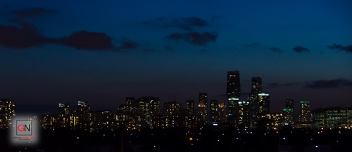 City of Mississauga. ca, toronto, ontario, canada, skyline, night, photography, evening, cityscape, photos, fullmoon, cityofmississauga, grecelnepomucenophotography. buy photo